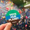 VOTE OUR PLANET